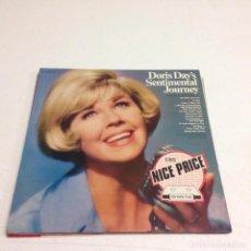 Discos de vinil: DORIS DAY – DORIS DAY'S SENTIMENTAL JOURNEY . Lote 141919910