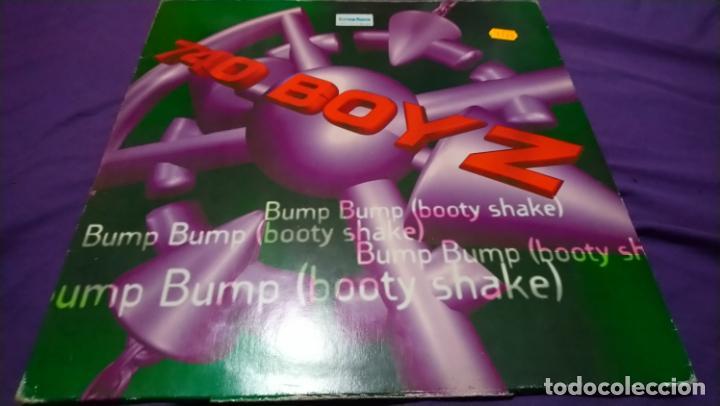 740 BOYZ - BUMP BUMP (BOOTY SHAKE)