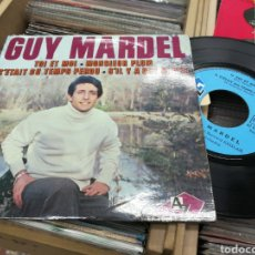 Discos de vinilo: GUY MARDEL EP TOI ET MOI + 3 FRANCIA. Lote 141940381