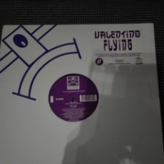 Discos de vinilo: VALENTINO - FLYING (ORIGINAL MIX REMASTERED). Lote 141934970