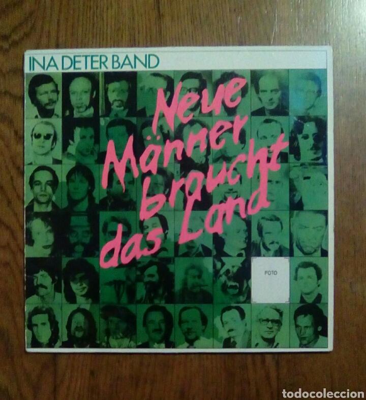 Ina Deter Band Neue Männer Braucht Das Land Comprar Discos Lp