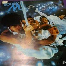 Discos de vinilo: BONEY M - NIGHTFLIGHT TO VENUS . Lote 141960530