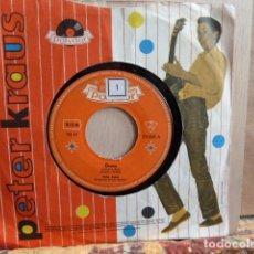 Discos de vinilo: PETER KLAUS -DIANA -Y OTRA SINGLE ALEMAN. Lote 141971942