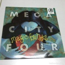 Discos de vinilo: MEGA CITY FOUR - MAGIC BULLETS. Lote 142007578