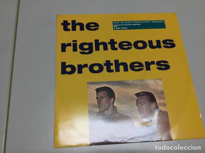 THE RIGHTEOUS BROTHERS - YOU VE (Música - Discos de Vinilo - Maxi Singles - Jazz, Jazz-Rock, Blues y R&B)