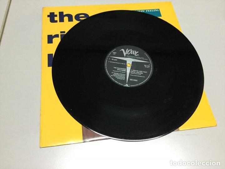Discos de vinilo: The Righteous Brothers - you ve - Foto 3 - 142014838