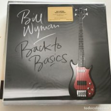 Discos de vinilo: BILL WYMAN - BACK TO BASICS - LP MUSIC ON VINYL 2015 NUEVO. Lote 142031382