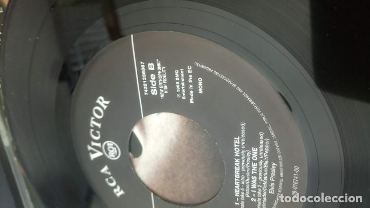 Discos de vinilo: ELVIS PRESLEY - HEARTBREAK HOTEL / I WAS THE ONE - EP 45 RPM - - Foto 3 - 142050374