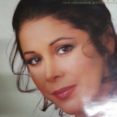 Discos de vinilo: ISABEL PANTOJA - TU SERAS MI NAVIDAD, CON AGUSTIN PANTOJA MAXI SINGLE 1987 . Lote 142056078