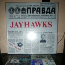 Discos de vinilo: JAYHAWKS - THE TRUTH. Lote 142067269