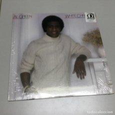 Discos de vinilo: AL GREEN - WHITE CHRISTMAS. Lote 142070014