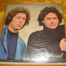 Discos de vinilo: NATURAL. ROCK DEL METRO, EL SUPERHOMBRE.... MOVIEPLAY, 1979. CON ENCARTE. IMPECABLE. Lote 142090598