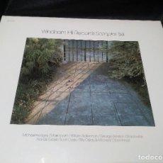 Discos de vinilo: WINDHAM HILL RECORDS SAMPLER ´84, VERSIÓN US, WH-1035. Lote 142106790