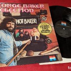 Discos de vinilo: GEORGE BAKER SELECTION HOT BAKER! LP 1974 NEGRAM NETHERLANDS. Lote 142107834