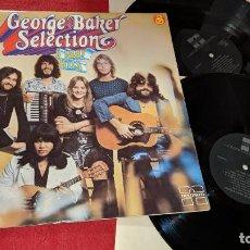 Discos de vinilo: GEORGE BAKER SELECTION 5 JAAR HITS 2LP 1974 NEGRAM GATEFOLD NETHERLANDS. Lote 142107946