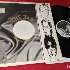 Discos de vinilo: THE JAM DIG THE NEW BREED LP 1982 POLYDOR UK. Lote 142109210