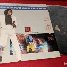 Discos de vinilo: JAMES BROWN & FRIENDS SOUL SESSION LIVE LP 1981 SCOTTI BROS ESPAÑA SPAIN. Lote 142111046