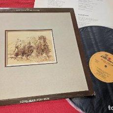Discos de vinilo: THE STILLS-YOUNG BAND LONG MAY YOU RUN LP 1976 REPRISE ESPAÑA SPAIN. Lote 142111850