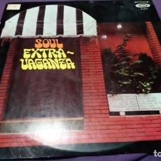 Discos de vinilo: SOUL EXTRA-VAGANZA : IDEM (LP, MOVIEPLAY, 1969). Lote 142115046