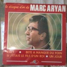 Discos de vinilo: MARC ARYAN – KATY. Lote 142128614