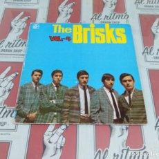 Discos de vinilo: THE BRISKS HISTORIA DE LA MÚSICA POP ESPAÑOLA VOL-4. Lote 142137966