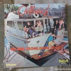 Discos de vinilo: CHILLIWACK - MY GIRL. Lote 142139734