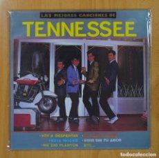 Discos de vinilo: TENNESSEE LAS MEJORES CANCIONES LP 12 TEMAS. Lote 142144126