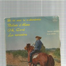 Discos de vinilo: TORPEDO JACKSON. Lote 142147214