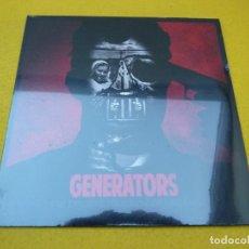 Discos de vinilo: MAXI SINGLE THE GENERATORS – THE DECONSTRUCTION OF DREAMS (SEALED) 2013 Ç. Lote 142148718