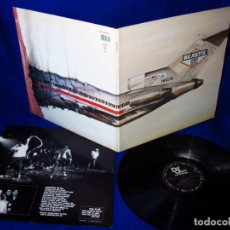 Discos de vinilo: BEASTIE BOYS - LICENSED TO ILL - LP 1986 DEF JAM RECORDINGS - GATEFOLD PRINTED IN HOLLAND -. Lote 142156534