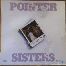 Discos de vinilo: POINTER SISTERS. HAVING A PARTY. BLUE THUMB 17.256/4. ESPAÑA 1977.FUNDA Y DISCO EX EX.. Lote 142160426