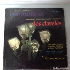 Discos de vinilo: LP VINILO ZARZUELA. Lote 142172793
