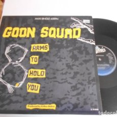Discos de vinilo: GOON SQUAD-MAXI EIGHT ARMS TO HOLD YOU-LONDON 1985. Lote 142184482