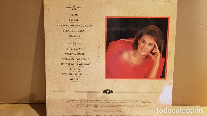 Discos de vinilo: MARIAN CONDE / COSAS QUE PASAN / LP - DIAPASON - 1991 / COMO NUEVO / ***/*** - Foto 2 - 142186002
