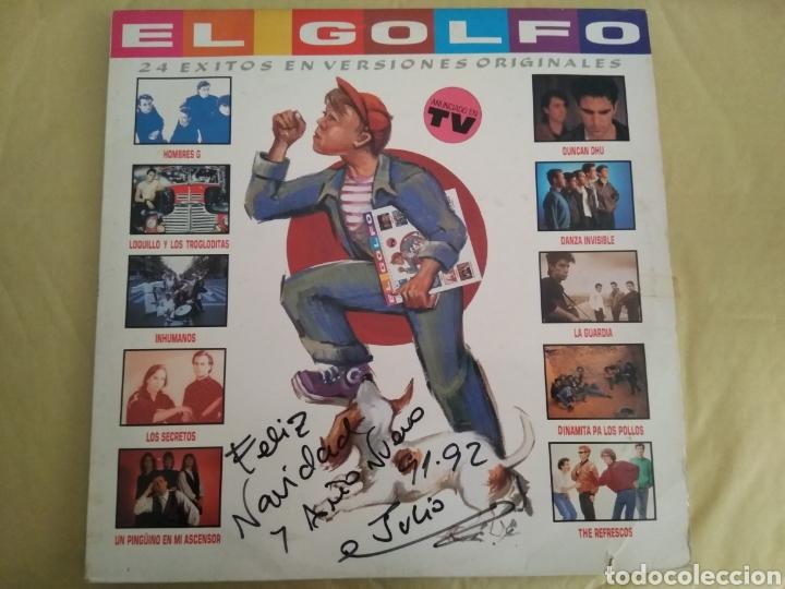 LP EL GOLFO/DOBLE LP GRUPOS ESPAÑOLES (Música - Discos - LP Vinilo - Grupos Españoles de los 70 y 80)