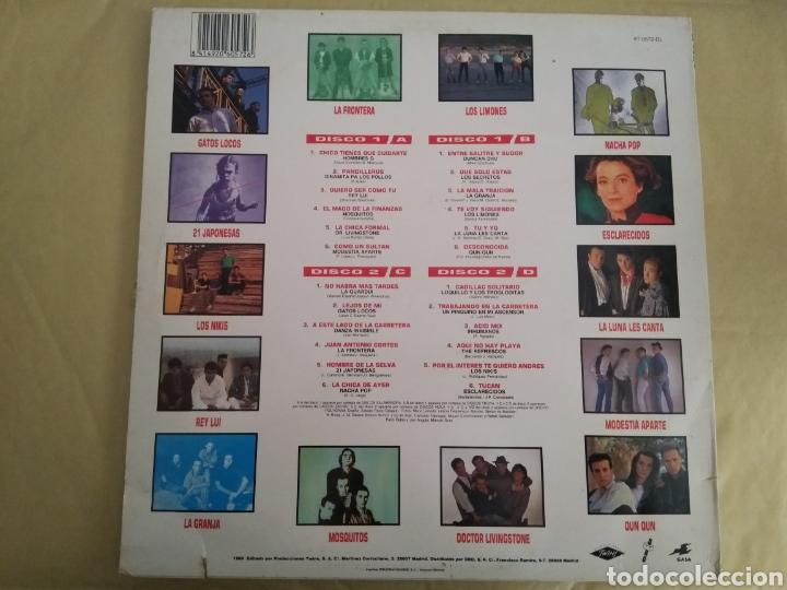 Discos de vinilo: LP EL GOLFO/DOBLE LP GRUPOS ESPAÑOLES - Foto 2 - 142186496