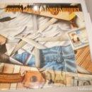 Discos de vinilo: LP MIQUEL ANGEL RUBERT FUGIDA. DIAL DISCOS 1978 CARPETA DOBLE (PROVAT I BÉ). Lote 142218302