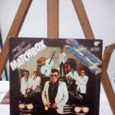 Discos de vinilo: MATCKBOX -SINGLE-. Lote 142219878