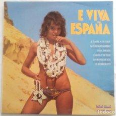 Discos de vinilo: E VIVE ESPAÑA MONO STEREO VINILO. Lote 142236370