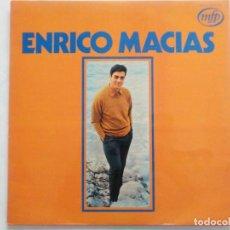 Discos de vinilo: DISCO VINILO ENRICO MACIAS. Lote 142236494