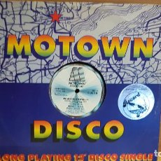 Discos de vinilo: MOTOWN SOUNDS / SPACE DANCE /BAD MOUTHIN' / MAXI SG - MOTOWN - 1979 / MBC.***/*** LIGERO USO.. Lote 142241610