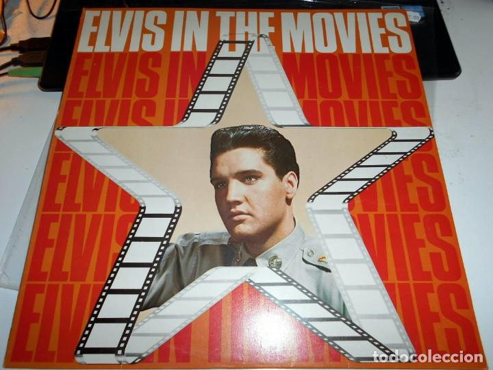 ELVIS PRESLEY – ELVIS IN THE MOVIES ROCK POP ROCK (Música - Discos - LP Vinilo - Rock & Roll)