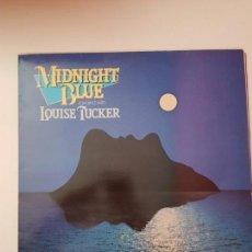 Discos de vinilo: LOUISE TUCKER-MIDNIGHT BLUE. Lote 142245750