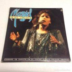 Discos de vinilo: MASSIEL - EN DES... CONCIERTO --DOBLE LP--. Lote 142259142