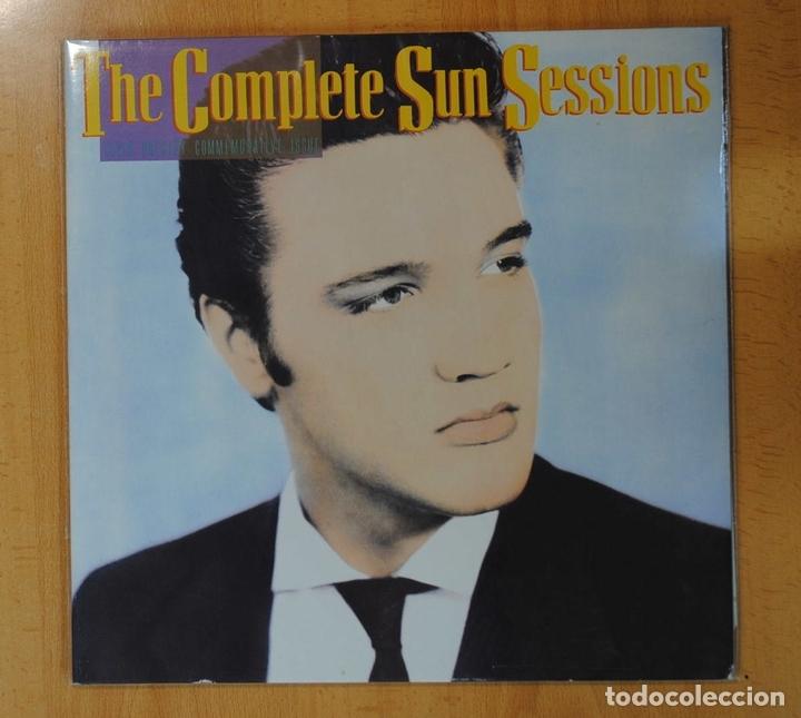 ELVIS PRESLEY - THE COMPLETE SUN SESSIONS - 2 LP (Música - Discos - LP Vinilo - Rock & Roll)