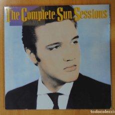 Discos de vinilo: ELVIS PRESLEY - THE COMPLETE SUN SESSIONS - 2 LP. Lote 142259628