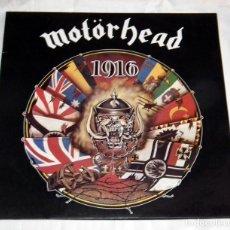 Discos de vinilo: LP MOTORHEAD - 1916. Lote 142268354