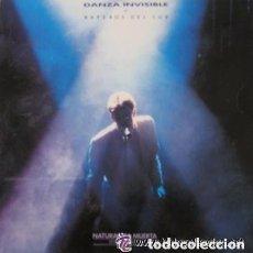 Discos de vinilo: DANZA INVISIBLE + RAPEROS DEL SUR - NATURALEZA MUERTA - MAXI-SINGLE SPAIN 1990. Lote 142270578