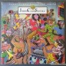 Discos de vinilo: JOHNNY CLEGG SAVUKA CRUEL CRAZY BEAUTIFUL WORLD. Lote 142284398