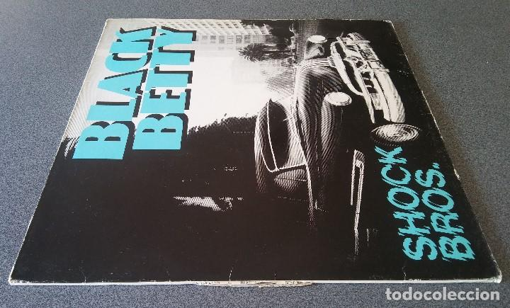 Discos de vinilo: Black Betty Shock Bros - Foto 4 - 142284462